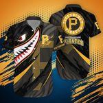 Pittsburgh Pirates MLB-Hawaii Shirt Shark Summer Hawaii Style TD21532