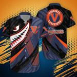 Virginia Cavaliers NCAA3-Hawaii Shirt Shark Summer Hawaii Style TD21532