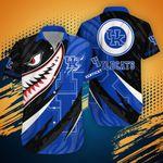 Kentucky Wildcats NCAA2-Hawaii Shirt Shark Summer Hawaii Style TD21532
