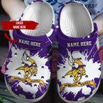 CUSTOMIZE   M Vikings Crocs - 50587TP