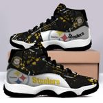 LIMITED EDITION STEELER AIR JD 11 - 91546TP