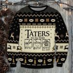 LIMITED EDITION LOTR Taters Potatoes Ugly Sweater LOTR2309L1v4 DC