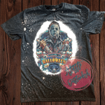Limited Edition Halloween Michael Myers Bleached Shirt