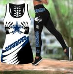 COMBO LEGGINGS TANKTOP DALLAS COWBOY 50624TN