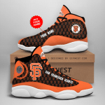 LIMITED EDITION Personalized SFG JD13 Sneaker DC