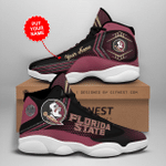 LIMITED EDITION Personalized FSS JD13 Sneaker DC