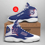 LIMITED EDITION Personalized NYG JD13 Sneaker DC