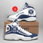LIMITED EDITION Personalized NYY JD13 Sneaker DC
