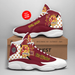 LIMITED EDITION Personalized GRY JD13 Sneaker DC