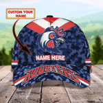 Sydney Roosters - Personalized Name Cap - T2K