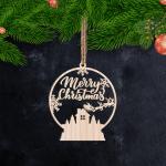 Christmas- Ornament Cut out 1 - PT97