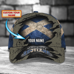 SCOTLAND 06 - Personalized Name Cap - LTA98