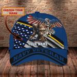 NAVY VETERAN - Personalized Name Cap 01- Nvc97