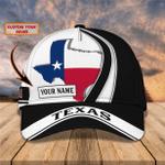 Texas Flag 1 - Personalized Name Cap - Nvc97