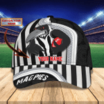 Magpies (VER.2)- Personalized Name Cap 182 - Nvc97