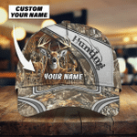 Hunting - Personalized Name Cap 10 - TAD