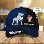 AFL BullDogs - Personalized Name Cap - NVC97