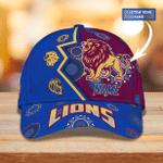 Brisbane Lions 01 - Personalized Name Cap - NVC97