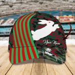 South Sydney Rabbitohs 02 Personalized Name Cap - Nvc97