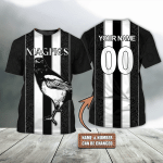 Magpies - Personalized Name 3D T-Shirt - NVC97 97