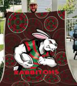 South Sydney Rabbitohs - Blanket 2 - Nvc97