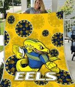 Parramatta Eels - Blanket 4 - Nvc97