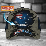 MADE IN AUSTRALIA - Personalized Name Cap- NVC97