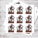 South Sydney Rabbitohs - Sticker 2 - Nvc97