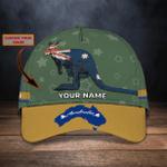 Australia 5 - Personalized Name Cap - NVC97