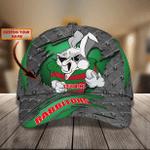 South Sydney Rabbitohs - Personalized Name Cap 2 - NVC97