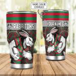 South Sydney Rabbitohs - Personalized Name Tumbler 11 - Nvc97