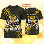 Richmond - Personalized Name 3D T-Shirt - NVC97 104