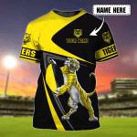 Richmond Tigers - Personalized Name 3D Tshirt - NVC97 11