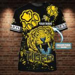 Richmond Tigers - Personalized Tshirt - NVC97