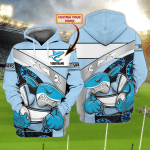Cronulla-Sutherland Sharks - Nvc97 - Personalized Name 3D Hoodie 74 - Nvc97