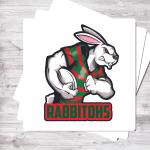 South Sydney Rabbitohs - Sticker 1 - Nvc97
