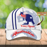 Australia - Personalized Name Cap - NVC97