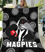 Collingwood Magpies - Blanket 8 - Nvc97