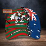 South Sydney Rabbitohs - Personalized Name Cap 01 - NVC97