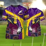 Melbourne Storm - Personalized Name 3D Tshirt - Nvc97 114
