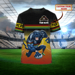 Penrith Panthers - Personalized Name 3D T-Shirt - Nvc97