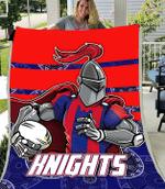Newcastle Knights - Blanket 11 - Nvc97