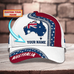 Australia6 - Personalized Name Cap - NVC97