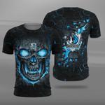 Dallas Mavericks Skull FFSE0703