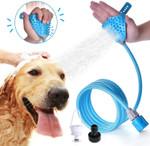 Pet Shower Sprayer & Scrubber in-One