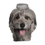 Unisex 3D Graphic Hoodies Animals Dogs Pyrenean Shepherd Dog