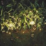 Solar Firework Light