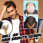 Roll-on Hair Growth Serum