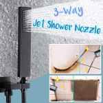 3-Way Jet Shower Nozzle