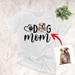 Personalized Dog Dad Colorful Painting T-shirt Father's Day Gift For Dog Dad, Dog Mama, Shirt For Girl On  Anniversary